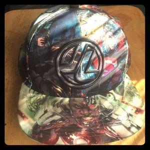 DC Justice League cap